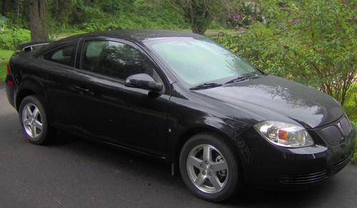 Image 1 of 2008 Pontiac G5 Black
